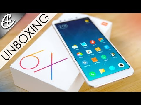 Xiaomi Mi 6X   Mi A2 - Unboxing & Hands On Overview