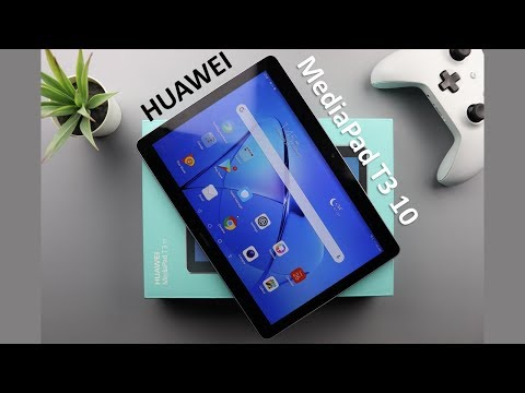 Huawei MediaPad T3 10 - Unboxing & Review - A good value for money.