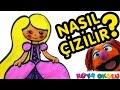 Rapunzel Nasıl Çizilir? - Prenses 2 - ...