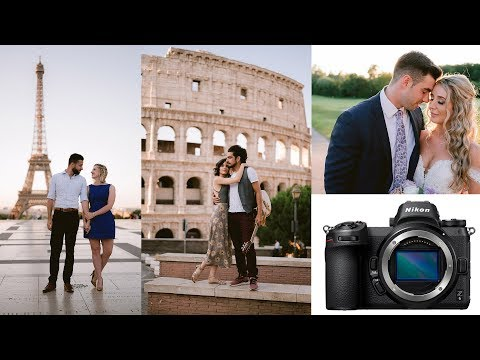 NIKON Z6 REVIEW FOR WEDDING PHOTOGRAPHERS