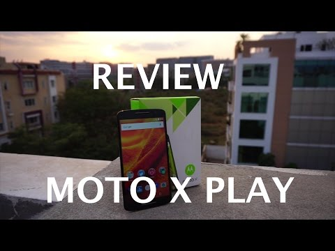 Motorola Moto X Play (Dual SIM) Review with Android Marshmallow
