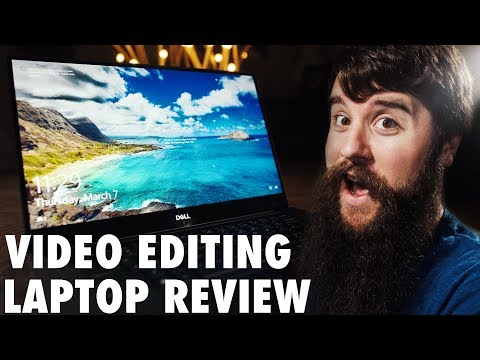 A Video Editor's Review Of The Dell XPS 15 9570 Laptop