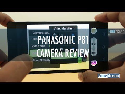 Panasonic P81 Camera Review