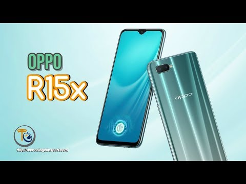 Oppo R15x Camera, Price, First Look, Features, Release Date - 2018