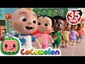 Follow the Leader Game  + More Nursery R...
