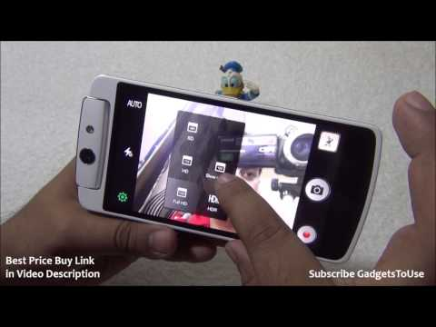 Oppo N1 Mini Quick Camera Review and Low Light Performance Overview
