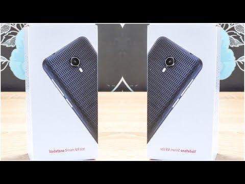 Vodafone Smart N9 Lite Unboxing & Setup