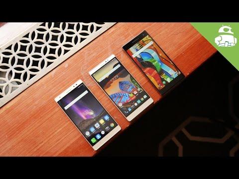 Lenovo PHAB2, PHAB2 Plus, PHAB2 Pro hands on