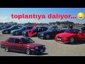 Kuzey kıbrıs BMW toplantısı.. Ve top...