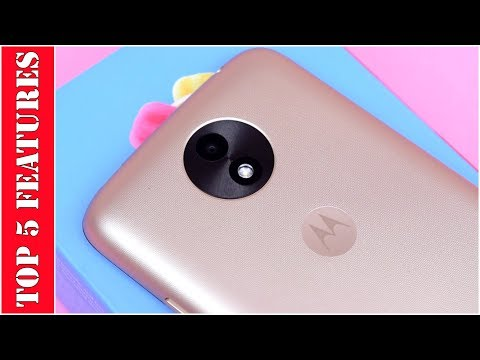 Top 5 Features Of Moto C Plus | Reasons To Buy