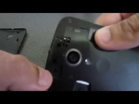 Moto G: Dual-SIM & Micro SD Card