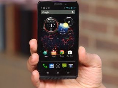 Motorola Droid Maxx - The multi-day smartphone