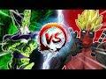 Deadpool VS Cell #CellGames | TeamFourSt...