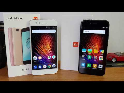 Xiaomi Mi A1 vs Mi5X  What are the differences?