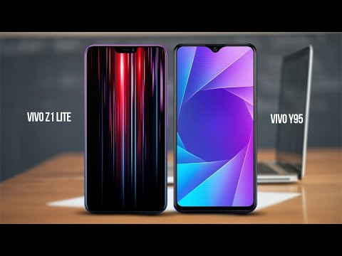 Vivo Z1 Lite Vs Vivo Y95 Specs, Price, Design Comparison