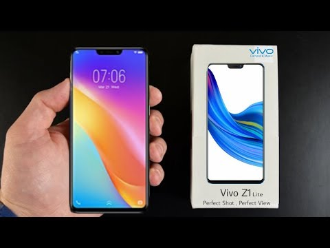 Vivo Z1 Lite Launched - Best Mid-Range Smartphone???