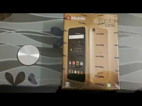 Qmobile i6 Metal One Unboxing!