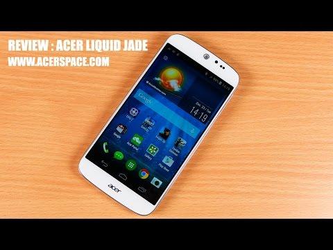 Review : Acer liquid Jade