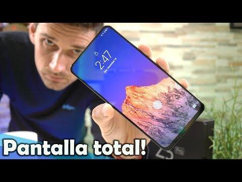 El móvil que esperaba! Unboxing del móvil deslizable, LENOVO Z5 PRO!