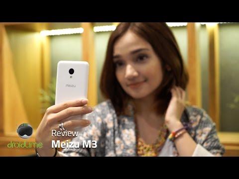 Meizu m3 Review
