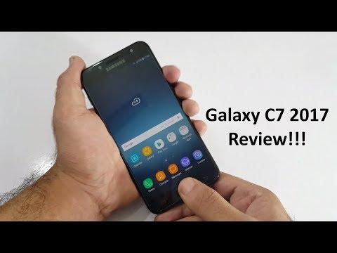 Samsung Galaxy C7 2017 Full Review!!! Dual Camera & Meditek