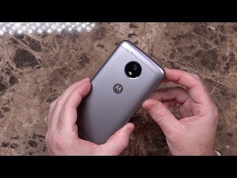 Moto E4 Plus Unboxing and Video Samples
