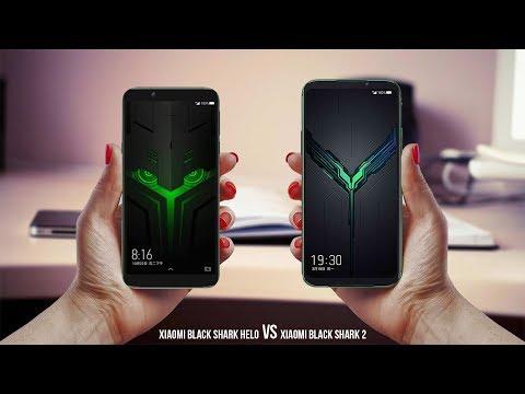 Xiaomi Black Shark 2 Vs Xiaomi Black Shark Helo Specs Comparison