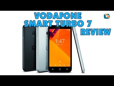 Vodafone Smart Turbo 7 Review #Vodafone