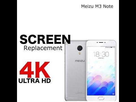 Screen Replacement Meizu M3 Note
