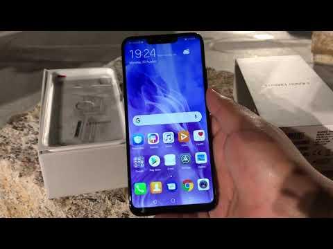 Huawei Nova 3 - Unboxing & First Look!