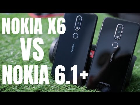 Nokia X6 Ya Fir Nokia 6.1 Plus - Nokia Face Unlock officially !!!