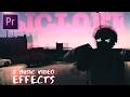 5 Sick Music Video Editing Effects (Scri...
