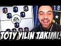 FIFA 18 TOTY YILIN TAKIMI BAŞLIYOR !