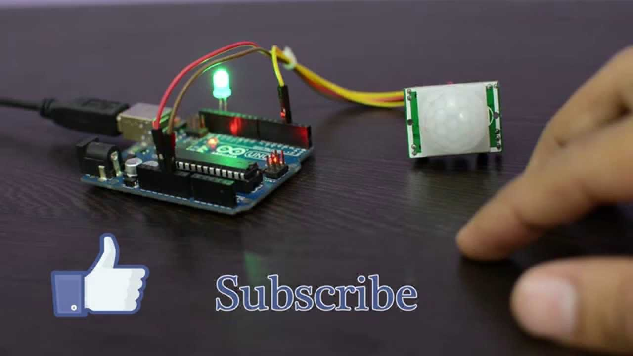 PIR Motion Sensor for Arduino - myduinocom