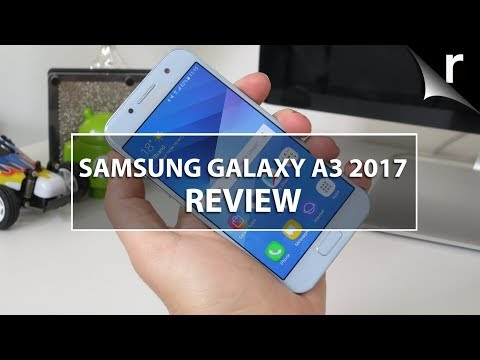 Samsung Galaxy A3 2017 Review: Still cheap, compact and cool
