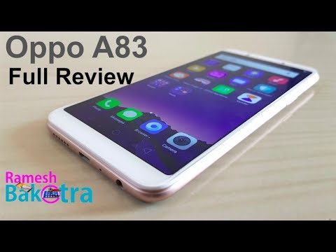 Oppo A83 Unboxing and Full Review