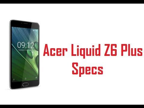 Acer Liquid Z6 Plus Specs, Features & Price