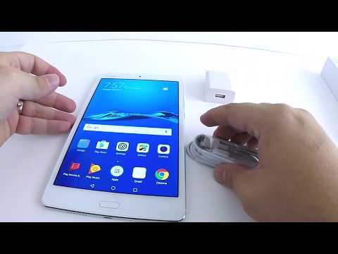 Huawei MediaPad M3 Lite Unboxing | GoGoDadget