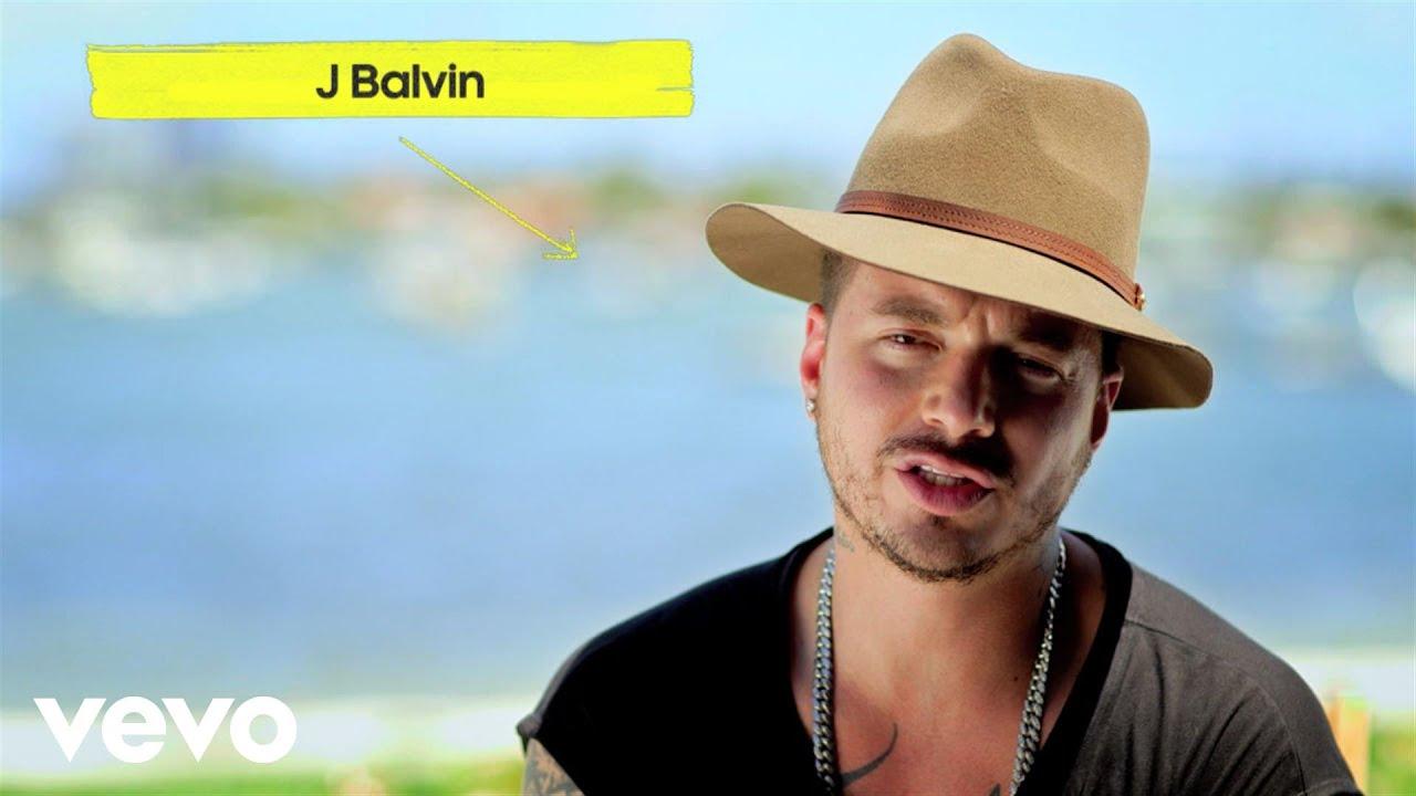 J Balvin  6 AM ft Farruko