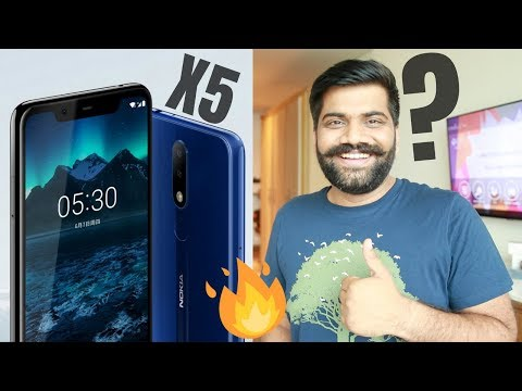 Nokia X5 - The Perfect Mid Ranger?? My Opinions 🔥🔥🔥