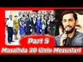 Masallida 30 ilinin Mezunlari ( part 5 )...