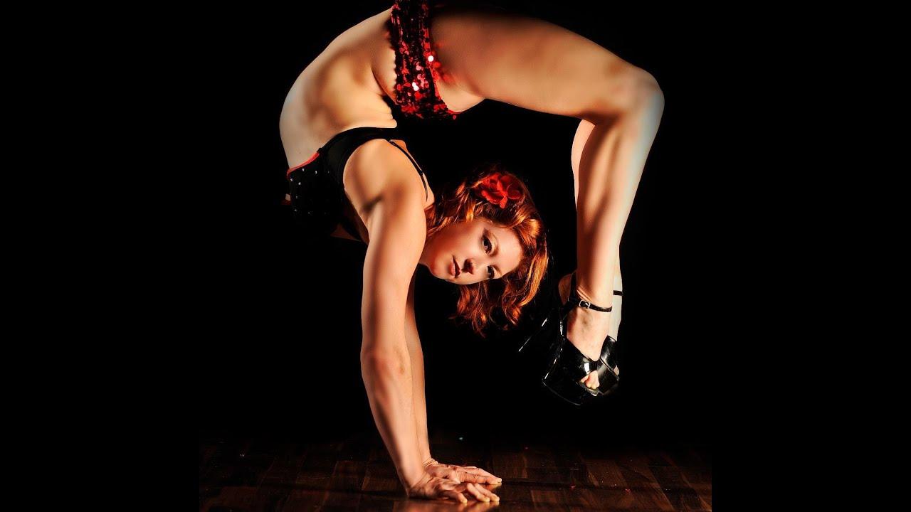 Сексуальная силовая акробатика от дуэта wild girl 13 фотография