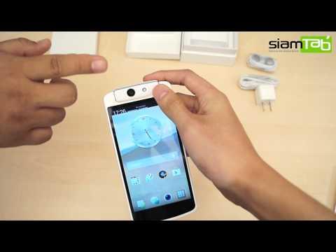พรีวิวแกะกล่อง Oppo N1 Mini