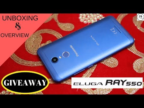 Panasonic Eluga Ray 550 - Unboxing & Detailed Overview With Camera Samples