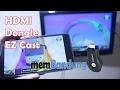 Cara Setting Android Tv HDMI Dongle EZCa...