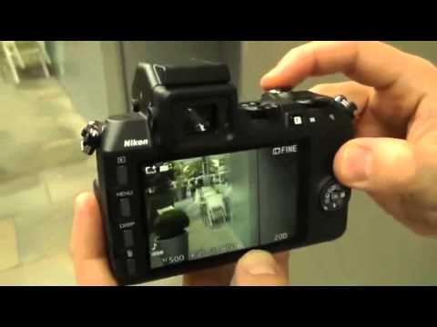 Nikon unveils DSLR-like Nikon 1 V2 mirrorless camera (Hands on & Overview)