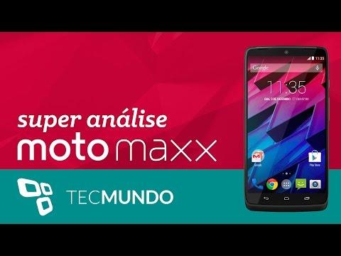 Moto Maxx [Análise] - TecMundo