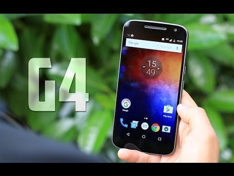 Motorola Moto G4, review en español