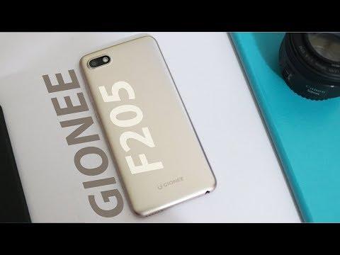 Gionee F205 - Full Honest Review