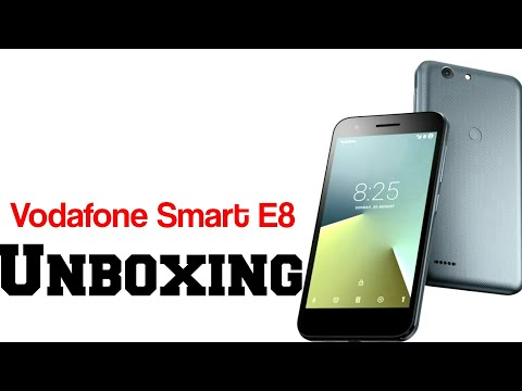 Vodafone Smart E8 Unboxing in 2020
